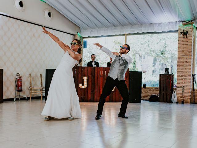 La boda de Quique y Belén en El Puig, Valencia 68