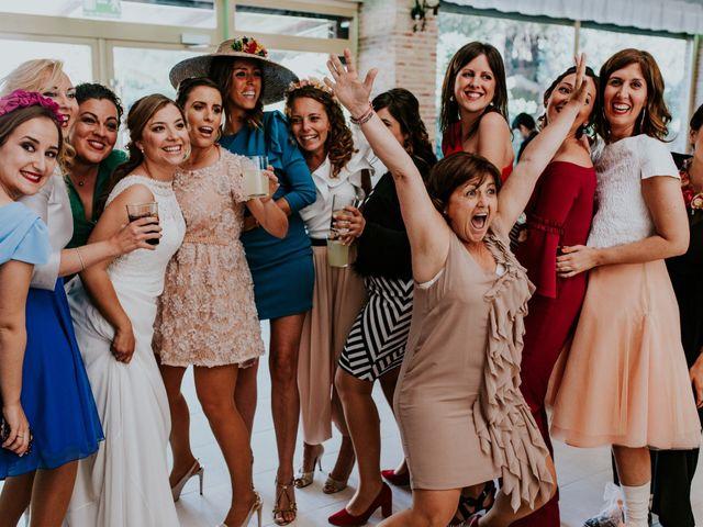 La boda de Quique y Belén en El Puig, Valencia 70