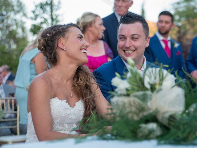 La boda de Cyntia y Alex