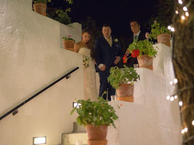 La boda de Alex y Cyntia en Granada, Granada 10