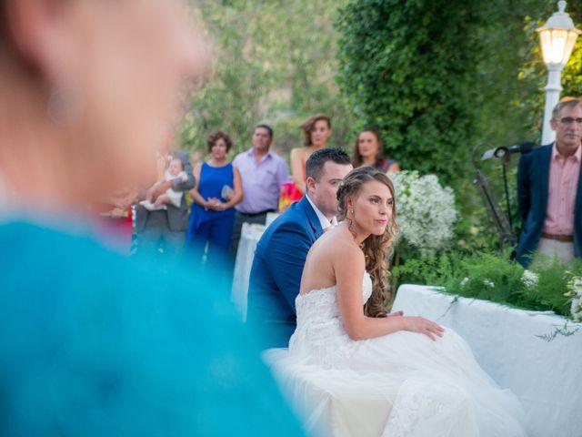 La boda de Alex y Cyntia en Granada, Granada 13