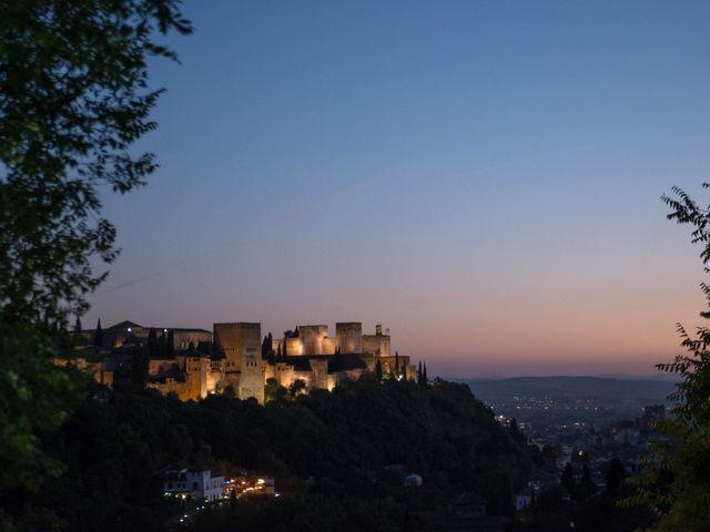 La boda de Alex y Cyntia en Granada, Granada 19