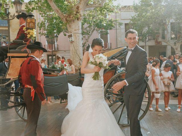 La boda de Luis Miguel y María en Aspe, Alicante 8