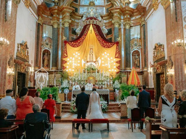 La boda de Luis Miguel y María en Aspe, Alicante 9