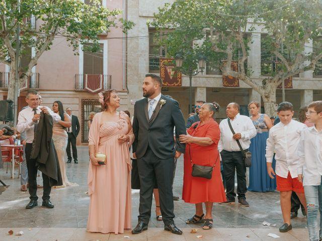 La boda de Luis Miguel y María en Aspe, Alicante 10
