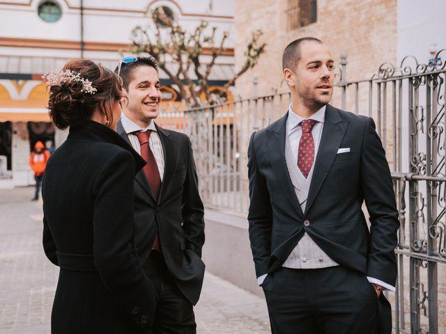 La boda de Emilio y Araceli en Espartinas, Sevilla 32