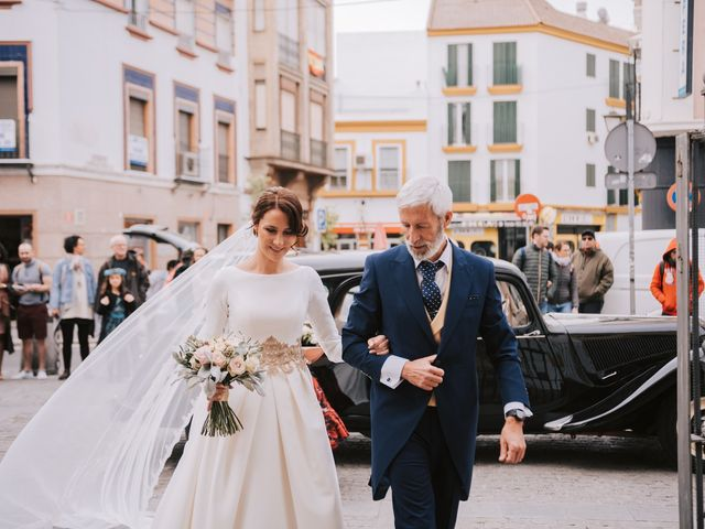 La boda de Emilio y Araceli en Espartinas, Sevilla 40