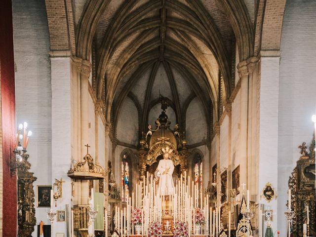 La boda de Emilio y Araceli en Espartinas, Sevilla 45
