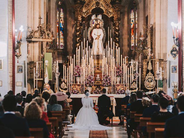 La boda de Emilio y Araceli en Espartinas, Sevilla 50
