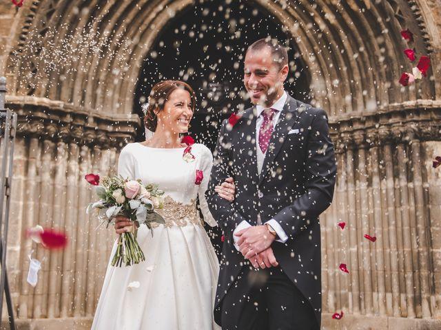 La boda de Emilio y Araceli en Espartinas, Sevilla 71