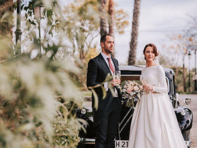 La boda de Emilio y Araceli en Espartinas, Sevilla 76