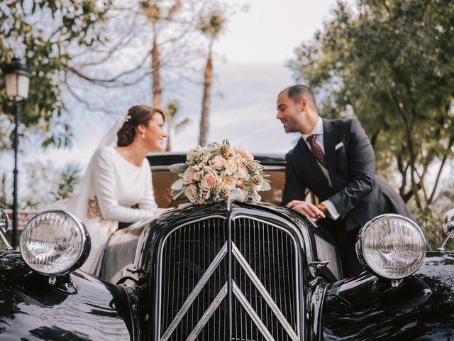 La boda de Emilio y Araceli en Espartinas, Sevilla 77