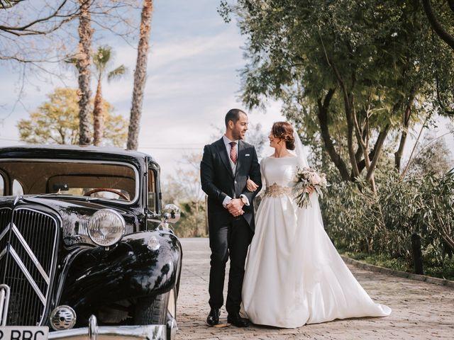 La boda de Emilio y Araceli en Espartinas, Sevilla 78