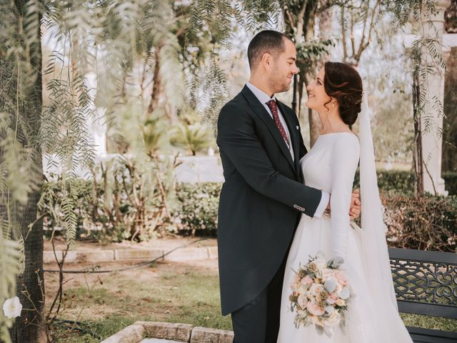 La boda de Emilio y Araceli en Espartinas, Sevilla 84
