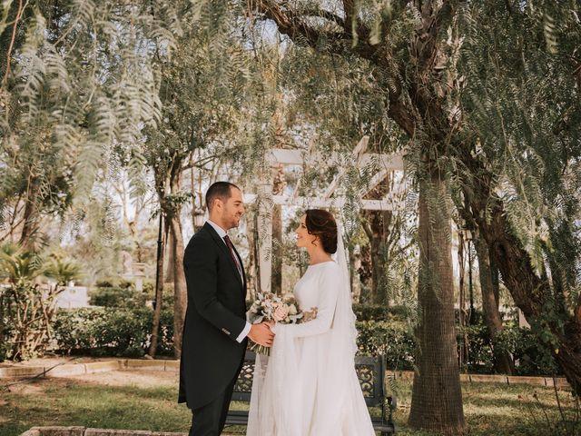 La boda de Emilio y Araceli en Espartinas, Sevilla 85