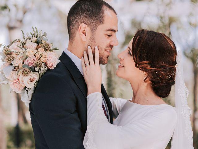 La boda de Emilio y Araceli en Espartinas, Sevilla 86