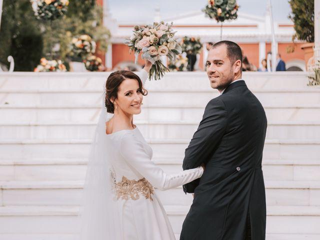 La boda de Emilio y Araceli en Espartinas, Sevilla 89