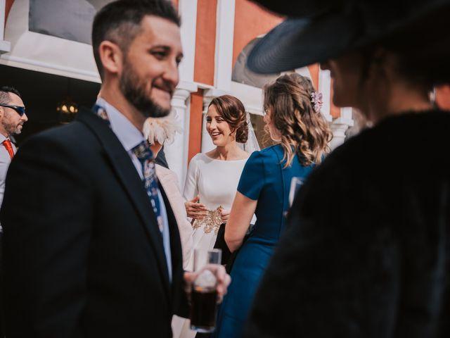 La boda de Emilio y Araceli en Espartinas, Sevilla 91