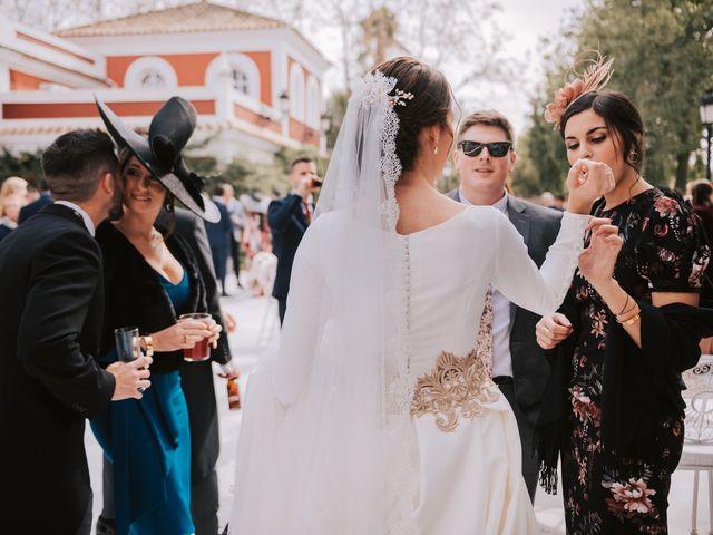 La boda de Emilio y Araceli en Espartinas, Sevilla 92