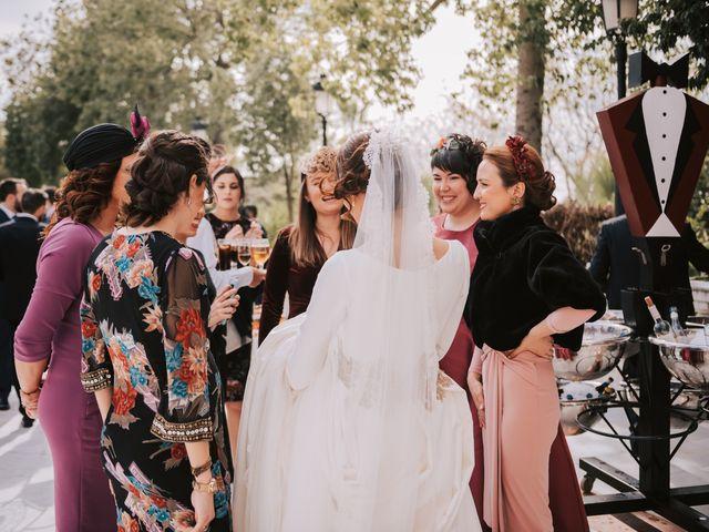 La boda de Emilio y Araceli en Espartinas, Sevilla 94