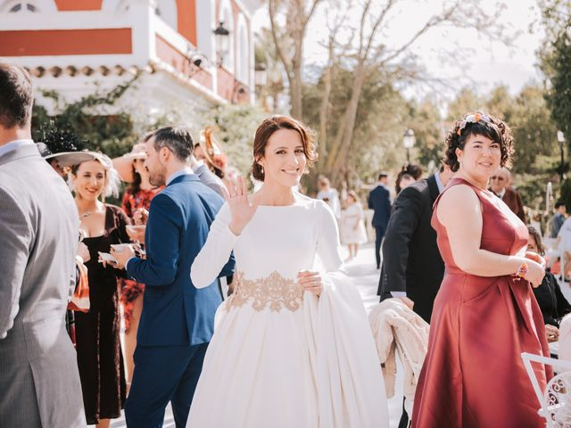 La boda de Emilio y Araceli en Espartinas, Sevilla 96