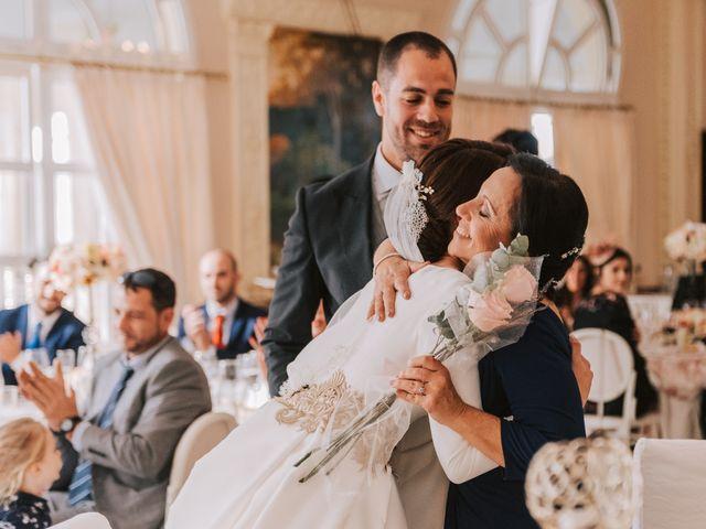 La boda de Emilio y Araceli en Espartinas, Sevilla 105