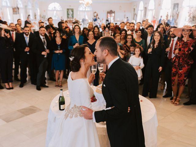 La boda de Emilio y Araceli en Espartinas, Sevilla 110