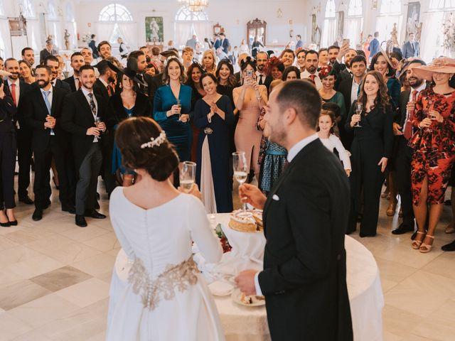 La boda de Emilio y Araceli en Espartinas, Sevilla 111