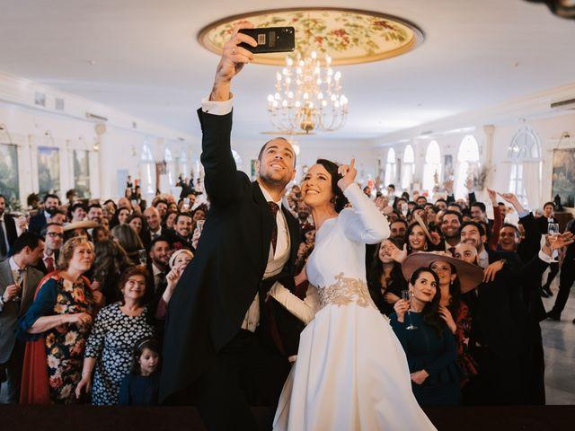 La boda de Emilio y Araceli en Espartinas, Sevilla 112