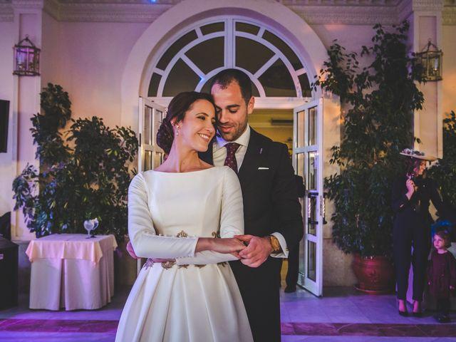 La boda de Emilio y Araceli en Espartinas, Sevilla 123