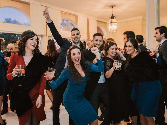 La boda de Emilio y Araceli en Espartinas, Sevilla 127