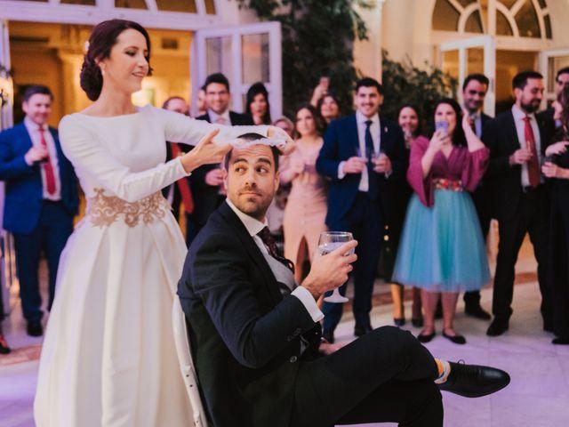 La boda de Emilio y Araceli en Espartinas, Sevilla 136