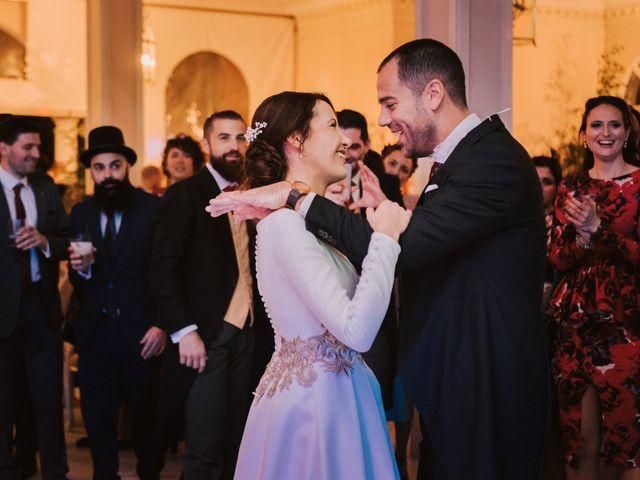 La boda de Emilio y Araceli en Espartinas, Sevilla 137