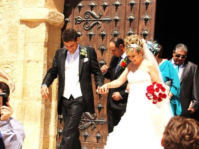 La boda de Jose Angel y Sara en Las Pedroñeras, Cuenca 1