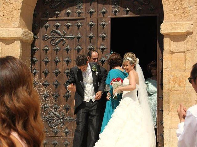 La boda de Jose Angel y Sara en Las Pedroñeras, Cuenca 2