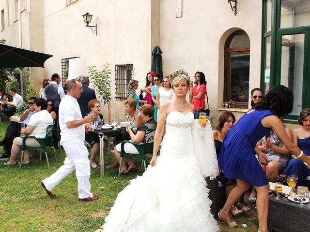 La boda de Jose Angel y Sara en Las Pedroñeras, Cuenca 4