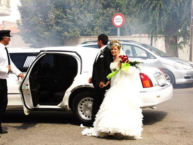 La boda de Jose Angel y Sara en Las Pedroñeras, Cuenca 5