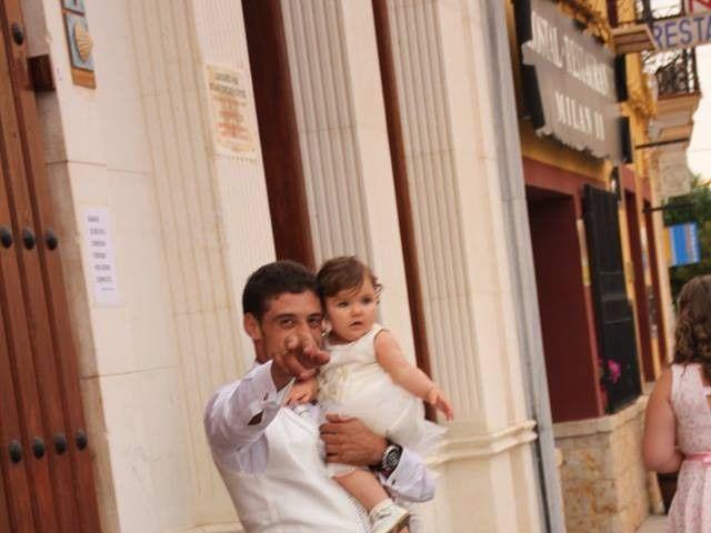 La boda de Jose Angel y Sara en Las Pedroñeras, Cuenca 7