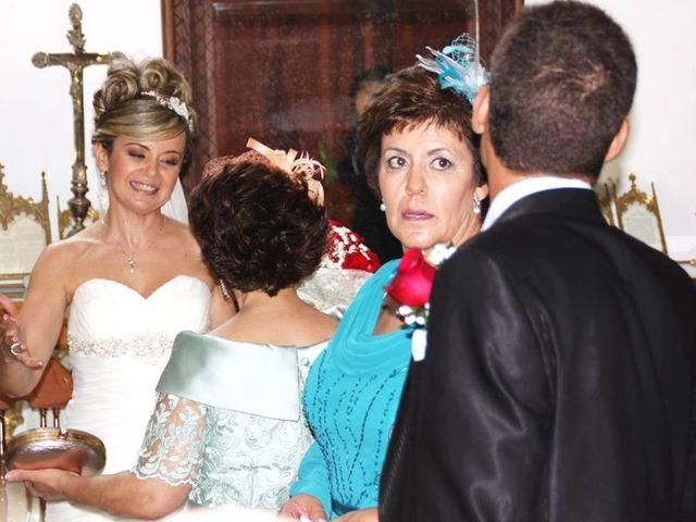 La boda de Jose Angel y Sara en Las Pedroñeras, Cuenca 8