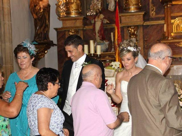 La boda de Jose Angel y Sara en Las Pedroñeras, Cuenca 9