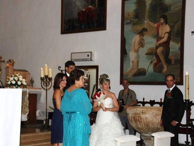 La boda de Jose Angel y Sara en Las Pedroñeras, Cuenca 10