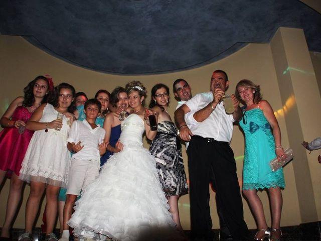 La boda de Jose Angel y Sara en Las Pedroñeras, Cuenca 12