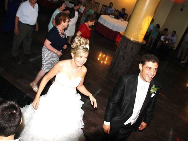 La boda de Jose Angel y Sara en Las Pedroñeras, Cuenca 15