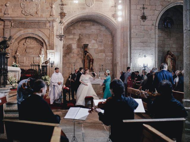La boda de Victor y Laura en Cáceres, Cáceres 40