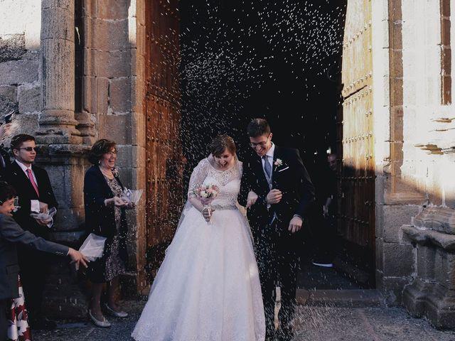 La boda de Victor y Laura en Cáceres, Cáceres 42