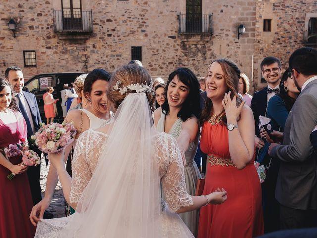 La boda de Victor y Laura en Cáceres, Cáceres 44