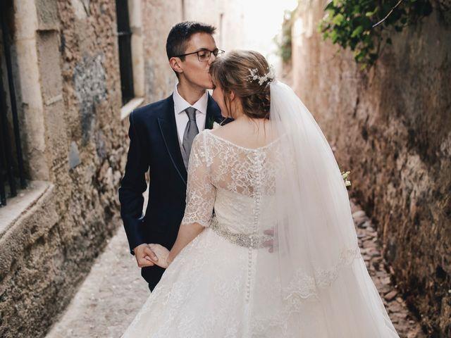 La boda de Victor y Laura en Cáceres, Cáceres 50