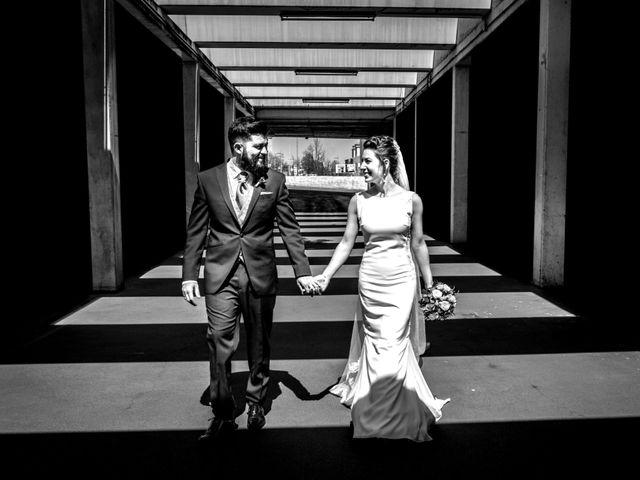 La boda de Diego y Eva en Valladolid, Valladolid 50