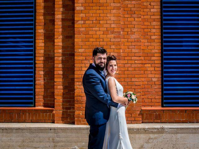 La boda de Diego y Eva en Valladolid, Valladolid 54