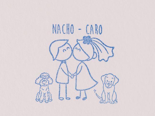 La boda de Nacho y Carolina en Sevilla, Sevilla 8